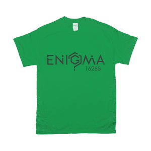 enigma-t-shirt-green